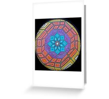compass  Greeting Card