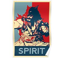 Udyr - League of Legends - Spirit Walker Poster