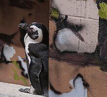Penguin Art by KathleenRinker