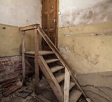 Decay Stairs by Janne Flinck