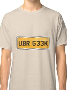 Geeky! Classic T-Shirt