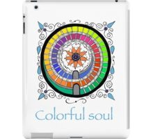 Colorful Soul iPad Case/Skin