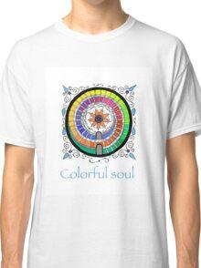 Colorful Soul Classic T-Shirt