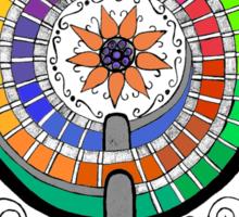 Colorful Soul II Sticker