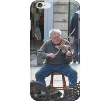 VIOLINIST  iPhone Case/Skin