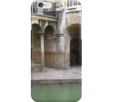 ROMAN BATHS 2 iPhone Case/Skin