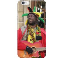 STREET PERFORMER iPhone Case/Skin
