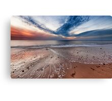 Over the Wash Canvas Print
