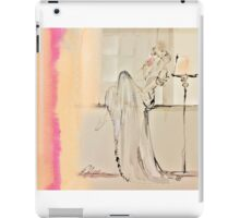 Anna Bridal Peach Pink iPad Case/Skin