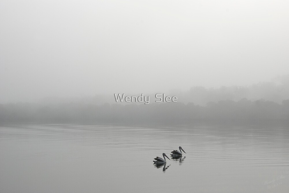 Fade to Grey by Wendy  Slee