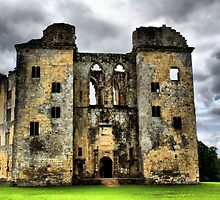 Old Wardour Castle 2 by davesphotographics