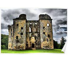 Old Wardour Castle 2 Poster