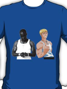 Onizuka and 2 pac T-Shirt