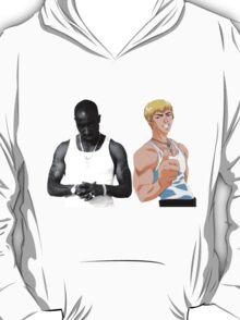 Onizuka and 2 pac T-Shirt