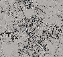 Han Solo Carbonite by AinyRena