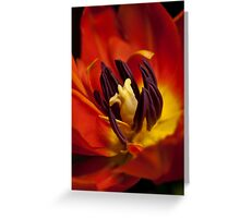 I'm on Fire! Greeting Card