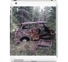 Stone Tire iPad Case/Skin