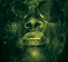 Wiz Khalifa up In Green Smoke by DJ-David