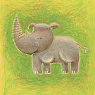 rita rhino by Maren Spreemann