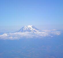 Mt. St. Helens by AuntieBarbie