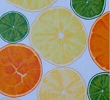 Colours of Citrus by Mady Lewis