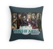 Xillia Group (ToX) Throw Pillow