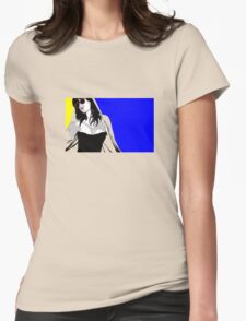 corset Womens Fitted T-Shirt