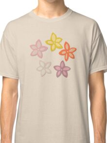 Indian Summer flowers Classic T-Shirt