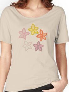 Indian Summer flowers Women's Relaxed Fit T-Shirt