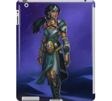 Armored Princess Jasmine iPad Case/Skin