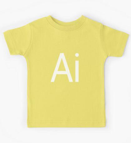 Ai - Illustrator Kids Tee