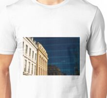 Contrasting Reflection Unisex T-Shirt