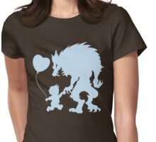 BFF's (dark garment version) Womens Fitted T-Shirt