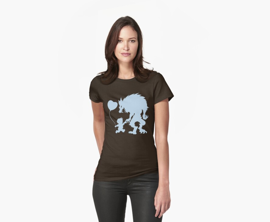 BFF's (dark garment version) by franx