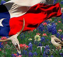 Texas II  by Wendy Mogul