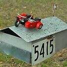 The Sidecar Box by Penny Smith