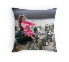 Play things Throw Pillow