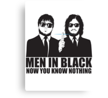 Game of Thrones - Now you know nothing Canvas Print