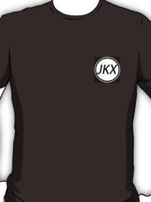 JKX Simple Black Block T-Shirt