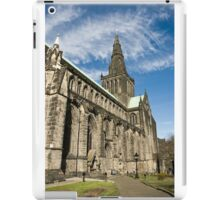 Glasgow Cathedral iPad Case/Skin