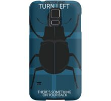 There's Something On Your Back Samsung Galaxy Case/Skin