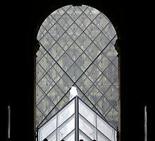 Pyramidal Glimpse by Paul O'Neill