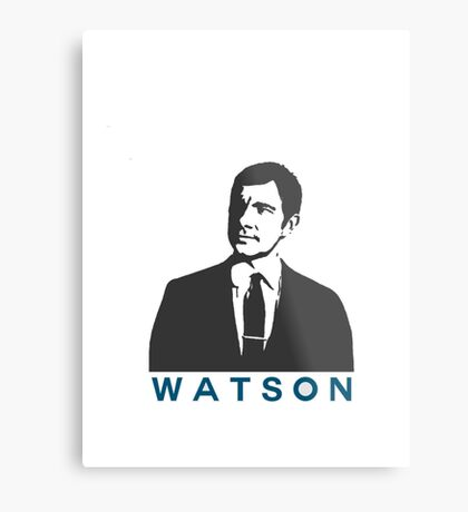 John H. Watson Metal Print