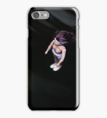 just let me stay here for a moment iPhone Case/Skin