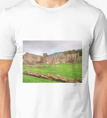Rievaulx Abbey Unisex T-Shirt