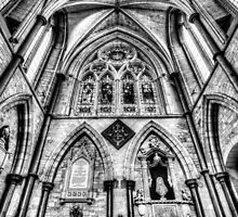 Southwark Cathedral London by DavidHornchurch