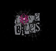 WWE AJ Lee - Love Bites by BenM7