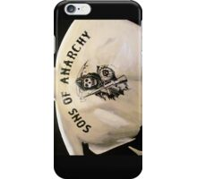 sons of anarchy painting iPhone Case/Skin