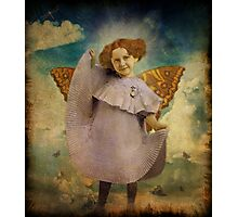 Tuesday's Child Is Full Of Grace Photographic Print