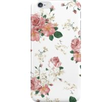Pink Floral For All iPhone Case/Skin